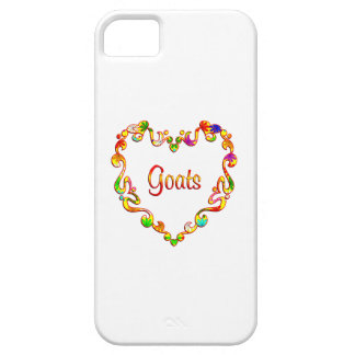 Goat Heart iPhone 5 Cover