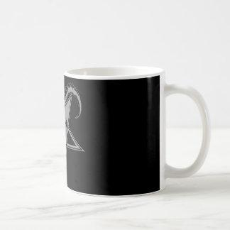 Goat in a Pentagram Coffee Mug