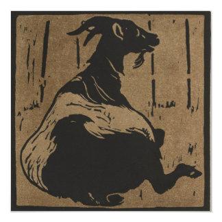 Goat Custom Invite