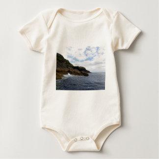 Goat Island Rocks Baby Bodysuit