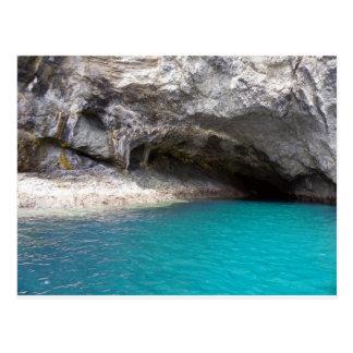 Goat Island Sea Cave Postcard