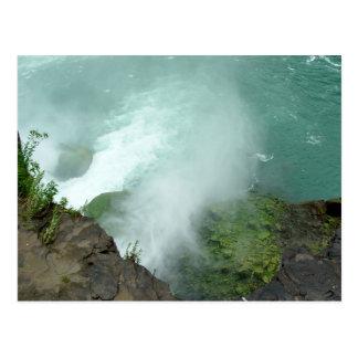 Goat Island Terrapin Point Niagara Falls Postcard