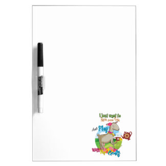 GOAT | Just Want to Have Some Tea Play With Goats Dry Erase Board