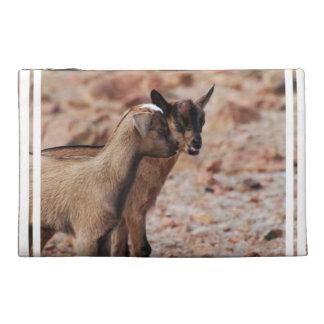 Goat Kids Travel Accessory Bag