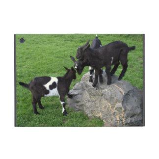 Goat kids iPad mini case