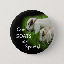 Goat Kids pin-personalize Button