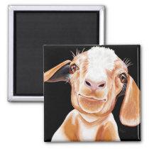 Goat Love Magnet
