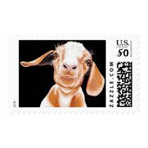 Goat Love Postage