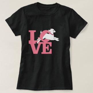 GOAT LOVER | BABY PINK Dark Goat L O V E T-Shirt