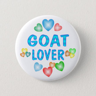 GOAT LOVER BUTTON
