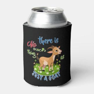 GOAT Lover | Just a Goat GetYerGoat™ Can Cooler