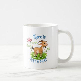 GOAT Lover | Just a Goat GetYerGoat™ Coffee Mug