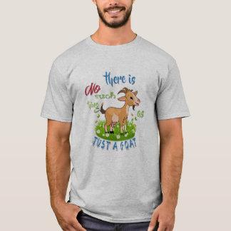 GOAT Lover | Just a Goat GetYerGoat™ T-Shirt