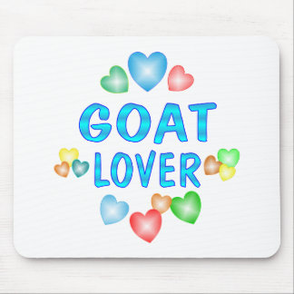 GOAT LOVER MOUSE PAD