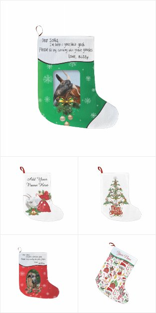 Goat Lovers Christmas Stockings