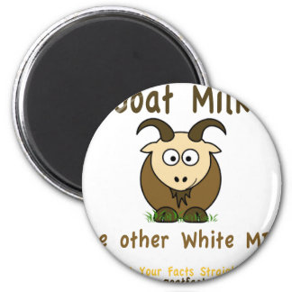 Goat Milk, The Other White Milk Producst Magnet