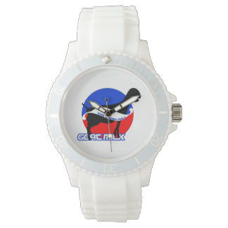 Goat Milk Wrist Watch