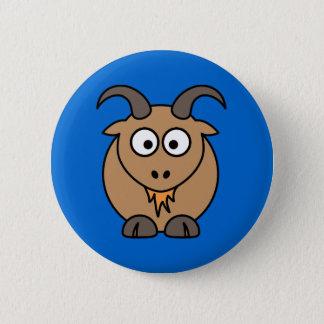 Goat Mix Pinback Button