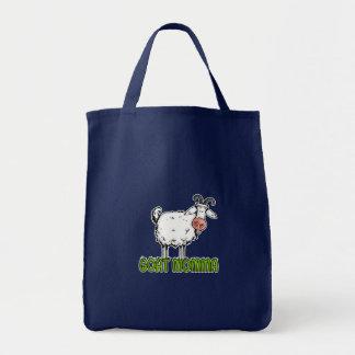 goat momma tote bag