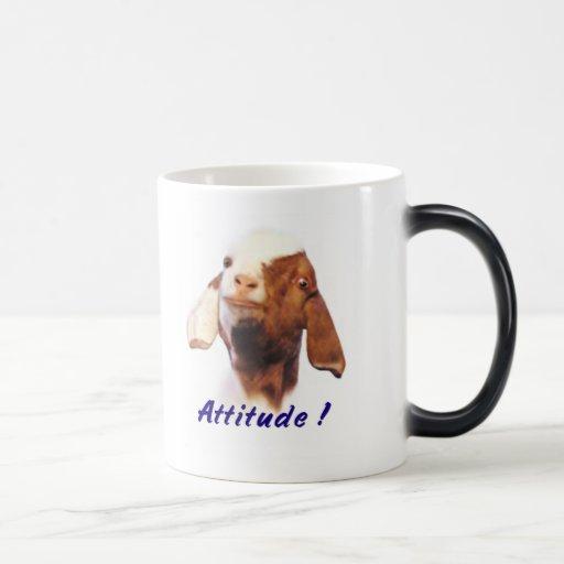 Goat Mugs and Goat Drinkware