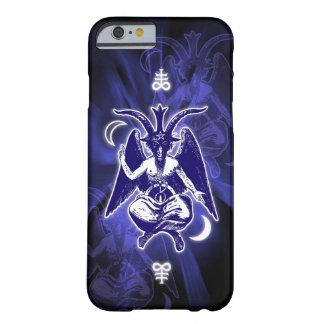 Goat of Mendes Baphomet & Satanic Crosses iPhone 6 Case