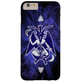 Goat of Mendes Baphomet & Satanic Crosses iPhone 6 Plus Case
