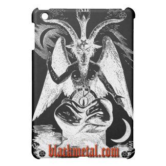 Goat of Mendes Black iPad Case