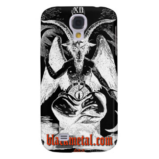 Goat of Mendes Black iPhone 3 Case