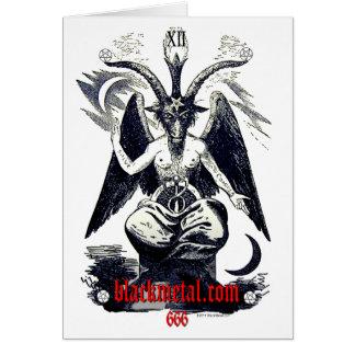 Goat of Mendes Card