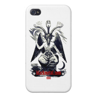 Goat of Mendes iPhone Case iPhone 4/4S Case