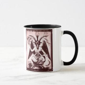 Goat Of Mendes Old Mug