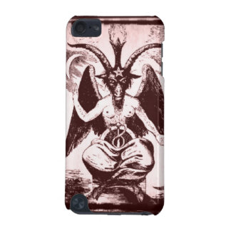 Goat Of Mendes Old Style iPod Touch (5th Generation) Cases