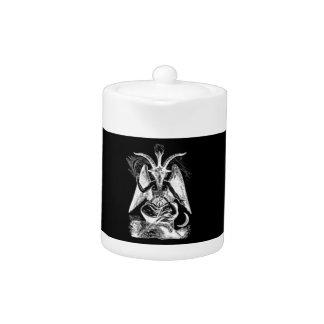 Goat Of Mendes Spell/Tea Pot Teapot