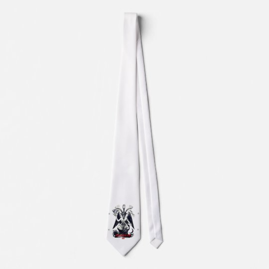 Goat of Mendes Tie Design #2