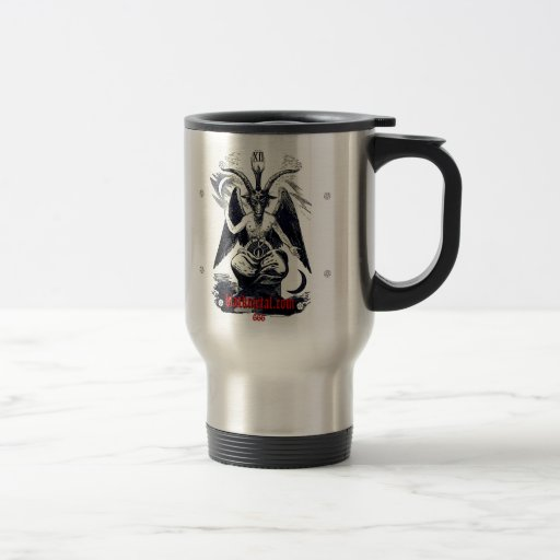 Goat of Mendes Travel Mug