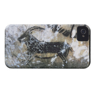 Goat or Chamois, rock painting in the Black Room, iPhone 4 Case-Mate Case