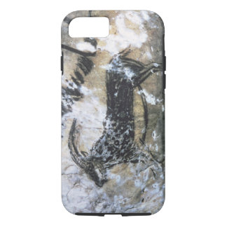 Goat or Chamois, rock painting in the Black Room, iPhone 8/7 Case