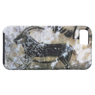 Goat or Chamois, rock painting in the Black Room, iPhone SE/5/5s Case