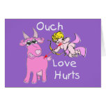 GOAT-Ouch Love Hurts Cards