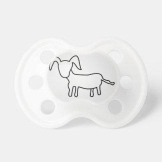goat pacifier