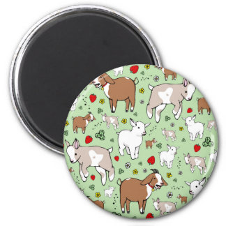 Goat Party Magnet