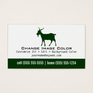 Goat - Personal Business Card