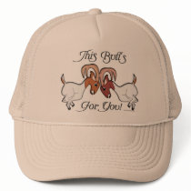 Goat Pet Farm Animal Butts for You Men Gifts Dad Trucker Hat