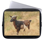 Goat Picture Laptop Computer Sleeves