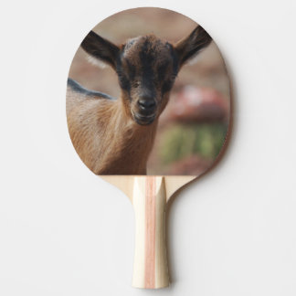 Goat Ping Pong Paddle