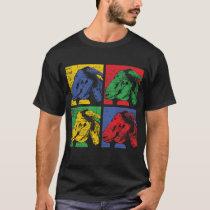 Goat Popart T-Shirt