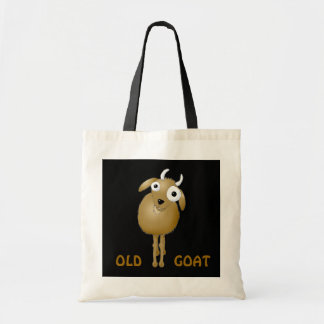 goat quirky, OLD GOAT Tote Bag
