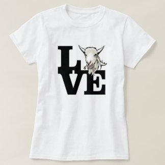 GOAT | Retro L O V E No Horns T-Shirt