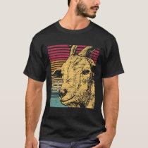 Goat Retro T-Shirt