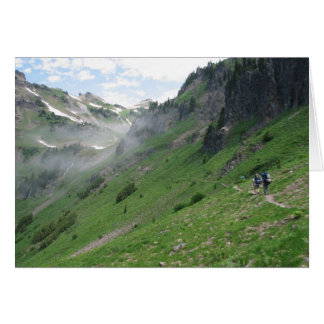 Goat Rocks Wilderness Greeting Cards
